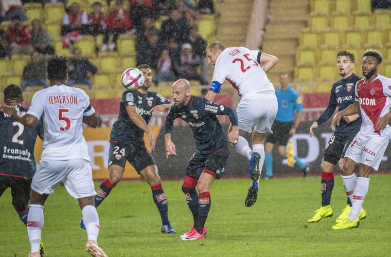 REPORT: AS Monaco - Dijon 2-2