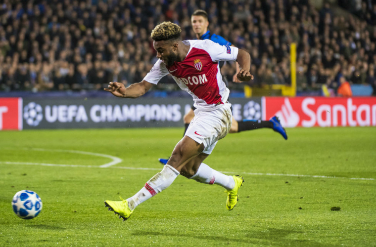L'AS Monaco contre les clubs belges