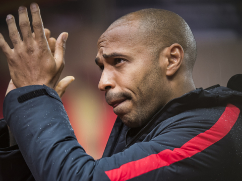 "Thierry Henry : ""Trop passifs"""