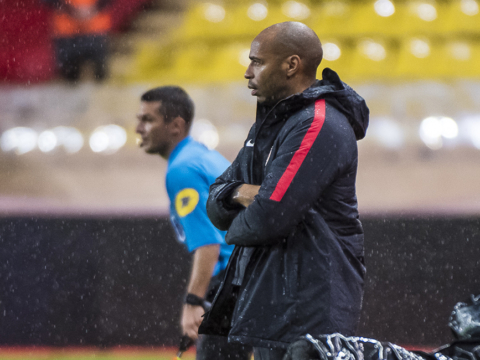 Live : Conférence de Thierry Henry après Dijon