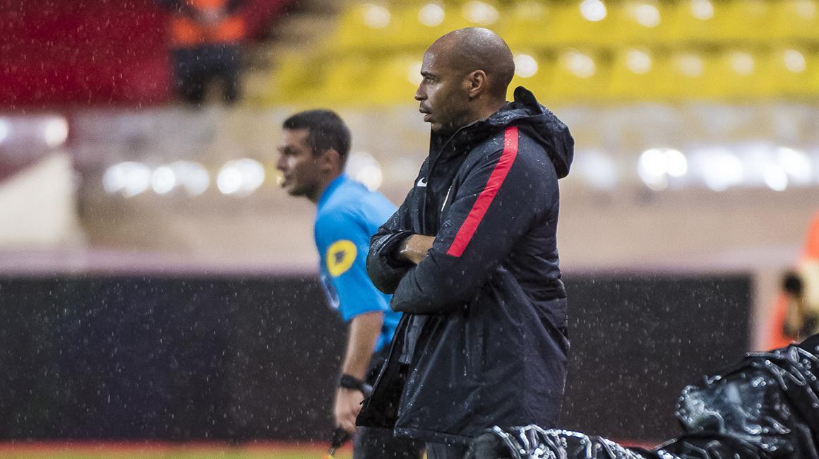 Live : Conférence de Thierry Henry après Dijon