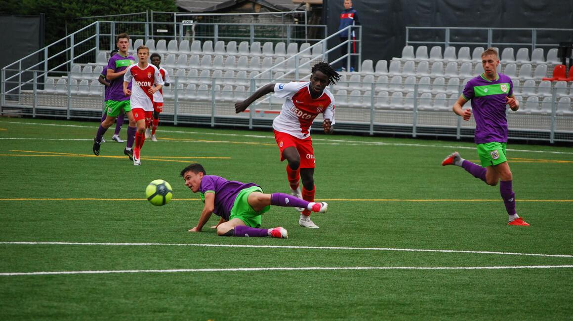 Academy : 2 matchs dimanche