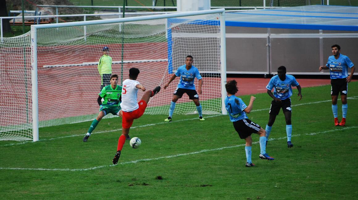 U19 : AS Monaco 1-1 AC Ajaccio