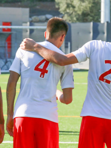 U19 : AS Monaco 5-0 AS Béziers