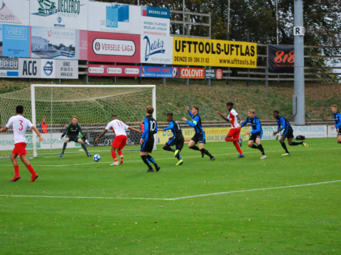 UEFA Youth League - Club Brugge 2-3 AS Monaco