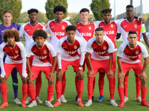 UEFA Youth League : Borussia Dortmund 0-2 AS Monaco