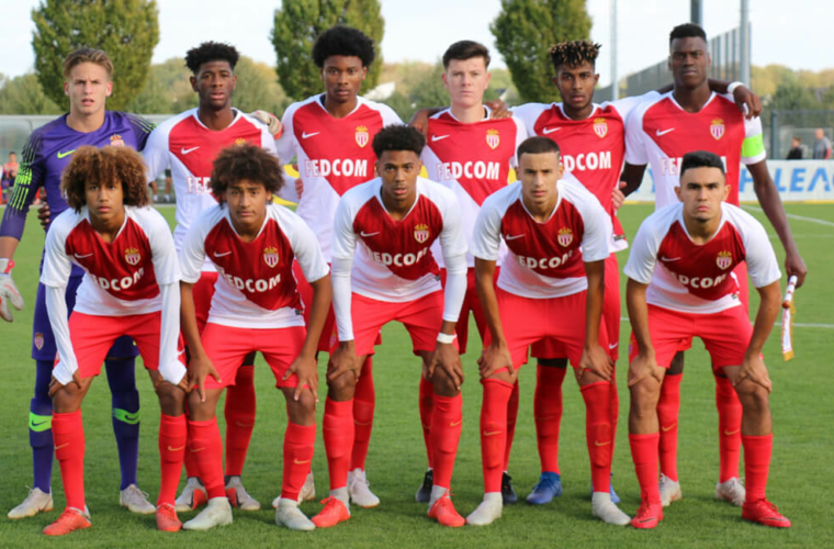 UEFA Youth League : Borussia Dortmund 0-2 AS Monaco