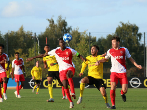 [HIGHLIGHTS] Borussia Dortmund 0-2 AS Monaco