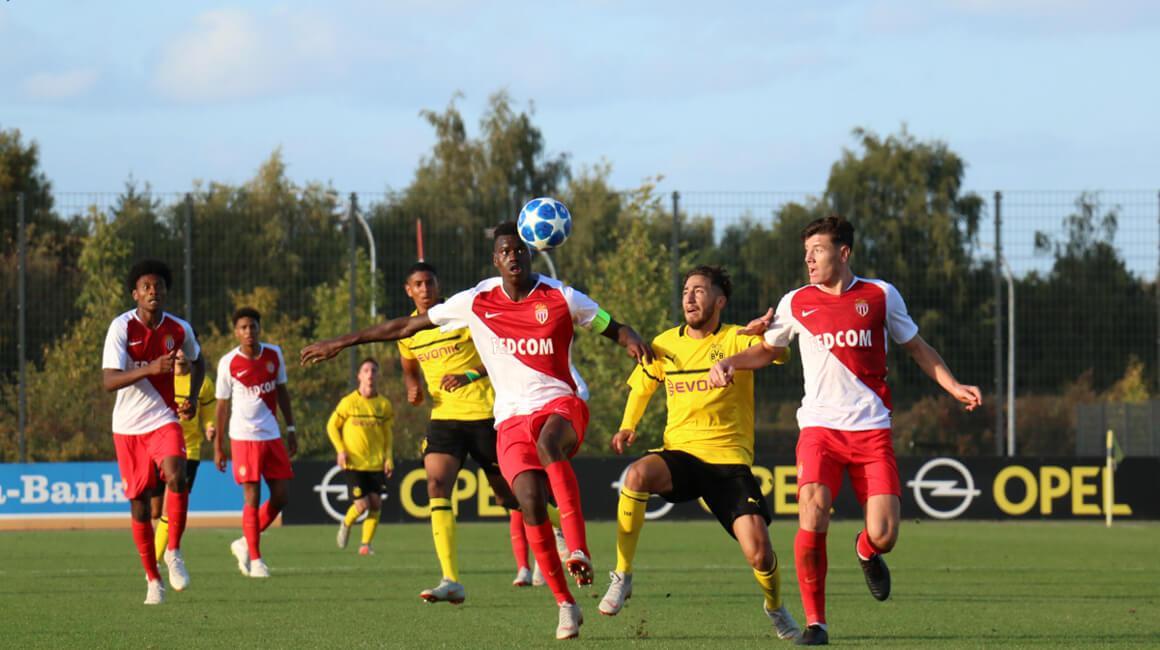 MELHORES MOMENTOS: Borussia Dortmund 0x2 AS Monaco