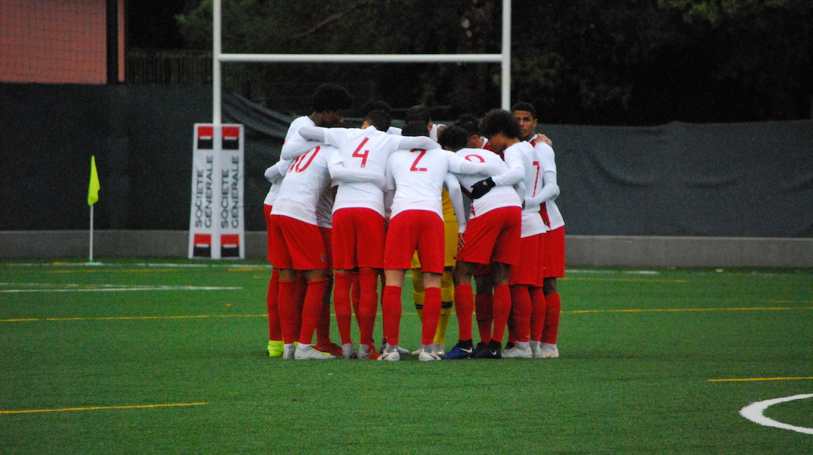 Youth League : AS Monaco 3-1 Club Brugge