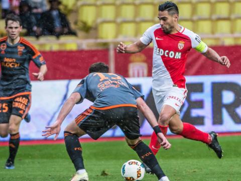 AS Monaco - Lorient en 8es de finale