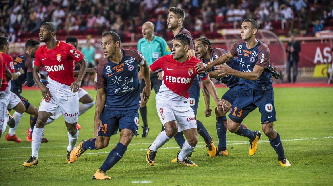 AS Monaco - Montpellier le 1er décembre