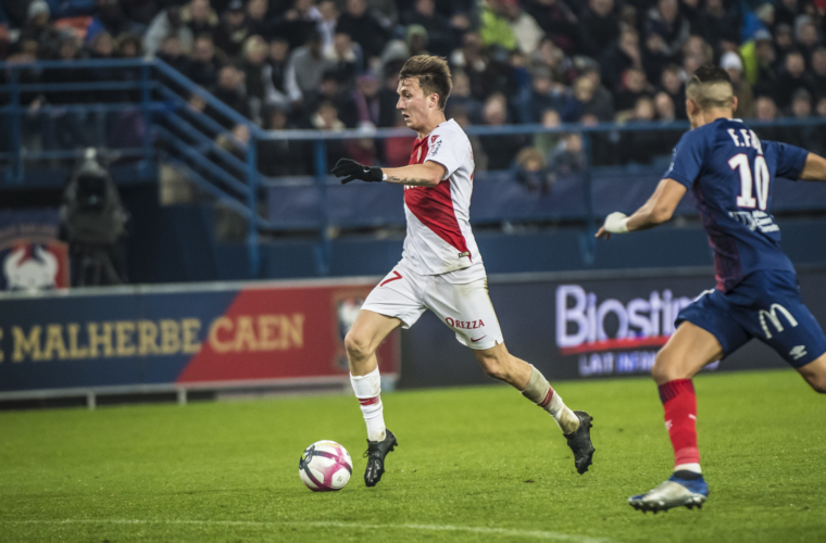 AS Monaco Puzzle : win a signed jersey of Aleksandr Golovin