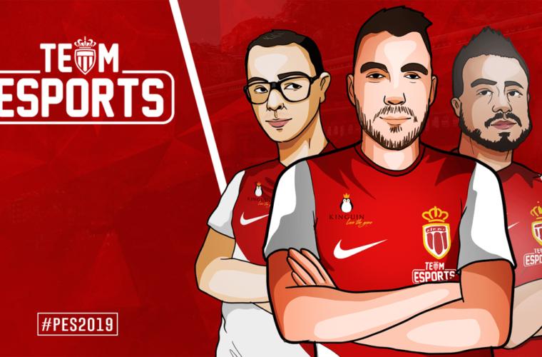 L'équipe PES à Barcelone pour l'eFootball.Pro