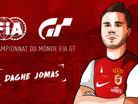 En route pour le Mondial GT Sport avec Jomas