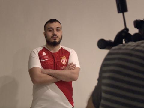 Shooting photos et vidéos pour la team PES