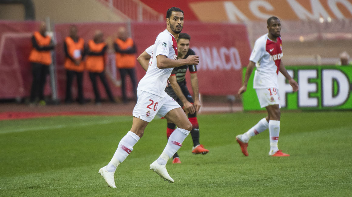 Nacer Chadli rejoint Istanbul Başakşehir