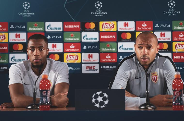 AS Monaco - Brugge, le Zap' Déclas