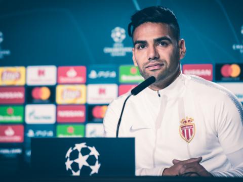 "Radamel Falcao : ""Beaucoup de souvenirs à Madrid"""