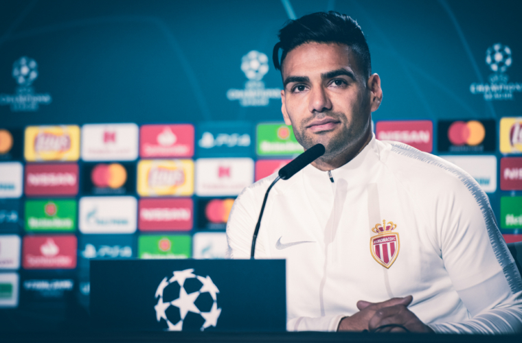"Radamel Falcao : ""Beaucoup de souvenirs à Madrid"""