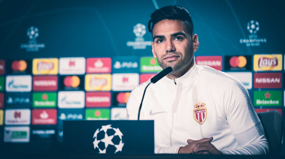 "Radamel Falcao: ""A lot of memories in Madrid"""