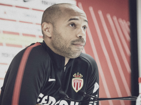 "Thierry Henry: ""The most important thing is to move forward"""