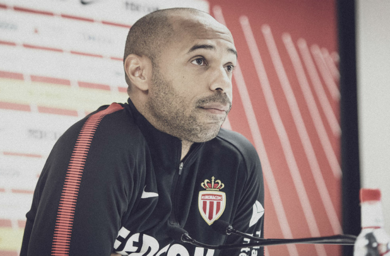 """Thierry Henry : """"Essayer de prendre des points à Lyon"""""""