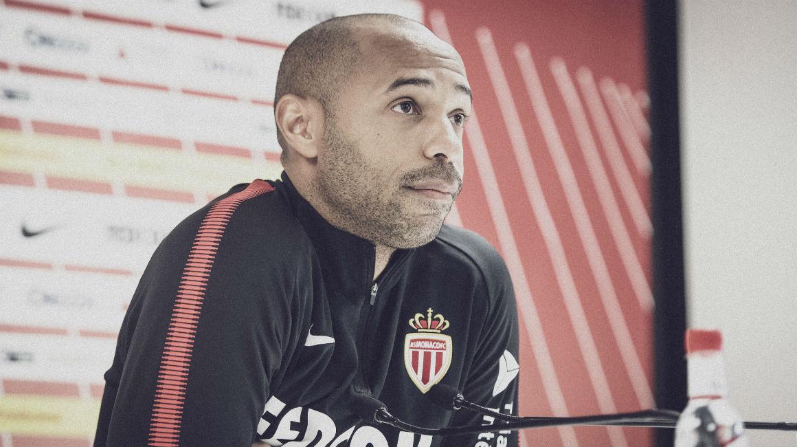 Thierry Henry: 'O mais importante é seguir em frente'