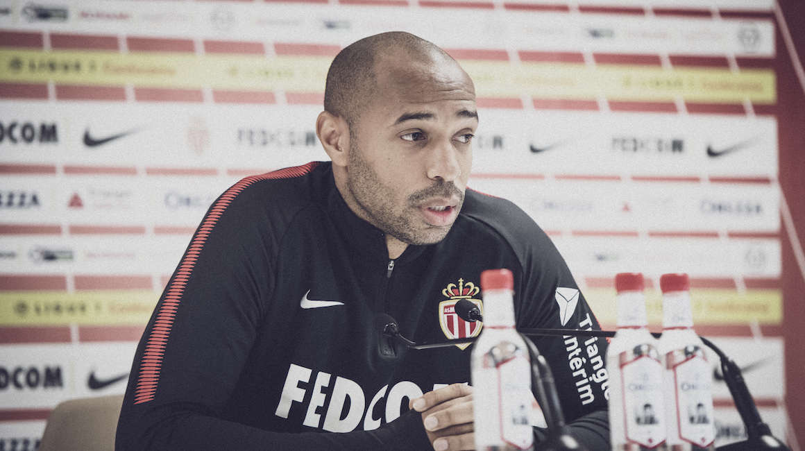 "Thierry Henry : ""J'attends une grosse réaction contre Lorient"""