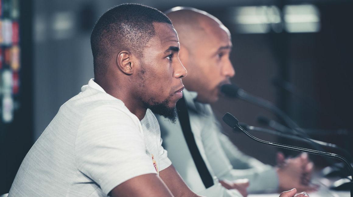 """Djibril Sidibé : """"J'espère que cela va basculer dès demain"""""""
