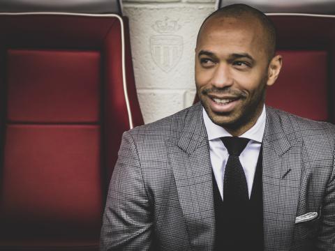 Thierry Henry é o novo técnico