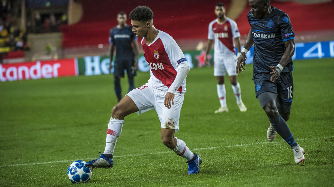 Sofiane Diop prêté au FC Sochaux
