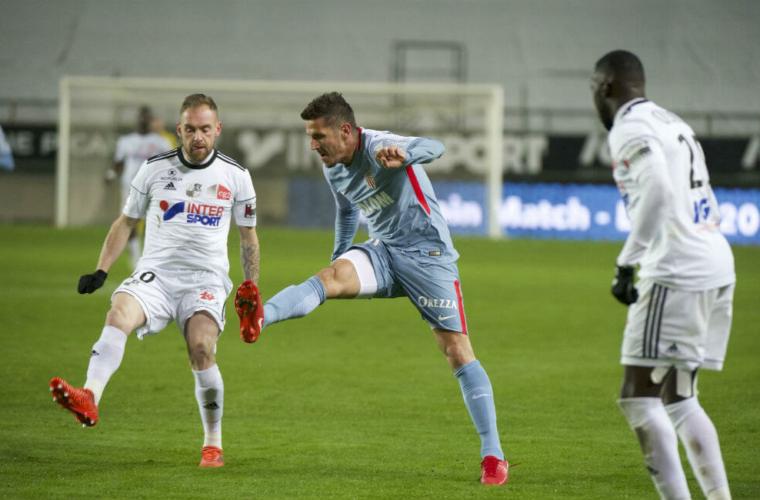 Retour sur le premier Amiens – AS Monaco