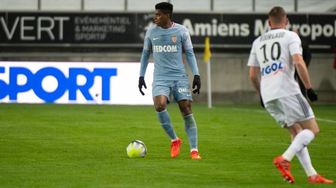 Amiens - AS Monaco le 4 décembre