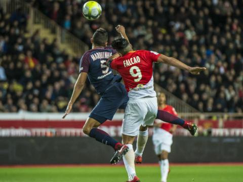 Zoom sur AS Monaco - PSG