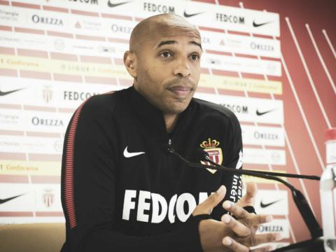 Thierry Henry: 'Uma boa semana de trabalho'