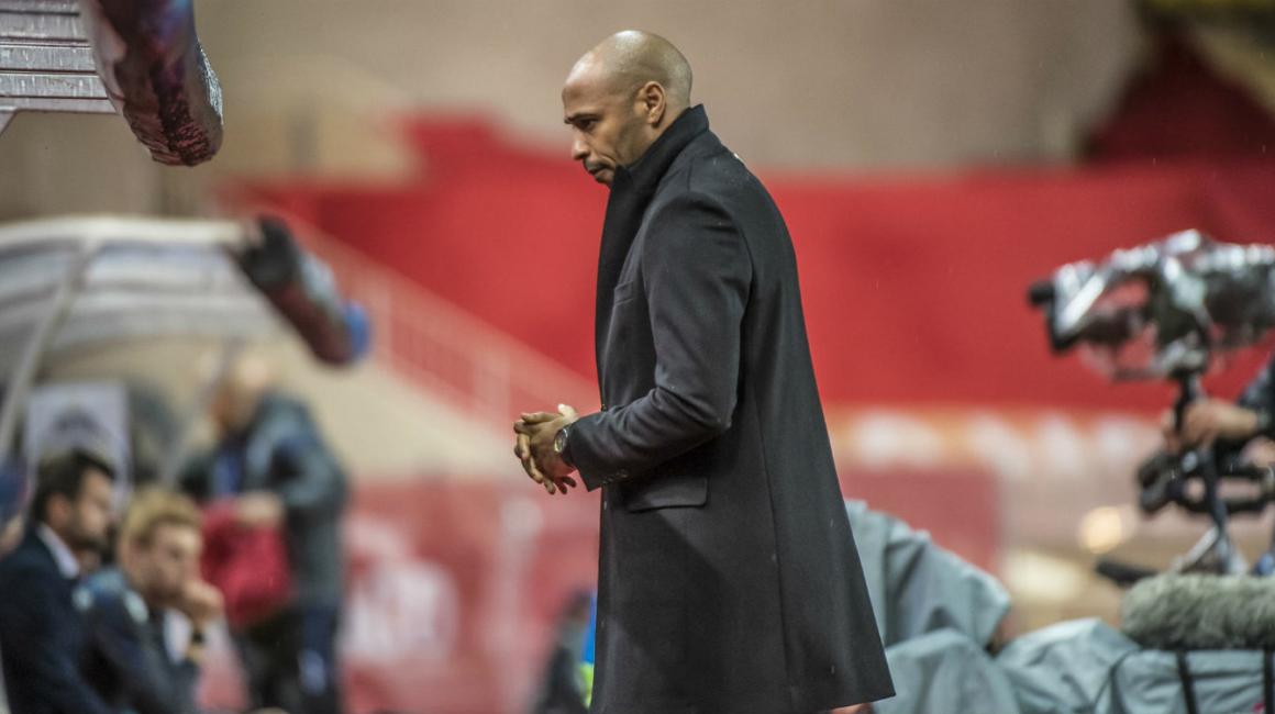 Live : La conférence de Thierry Henry après #ASMCLU