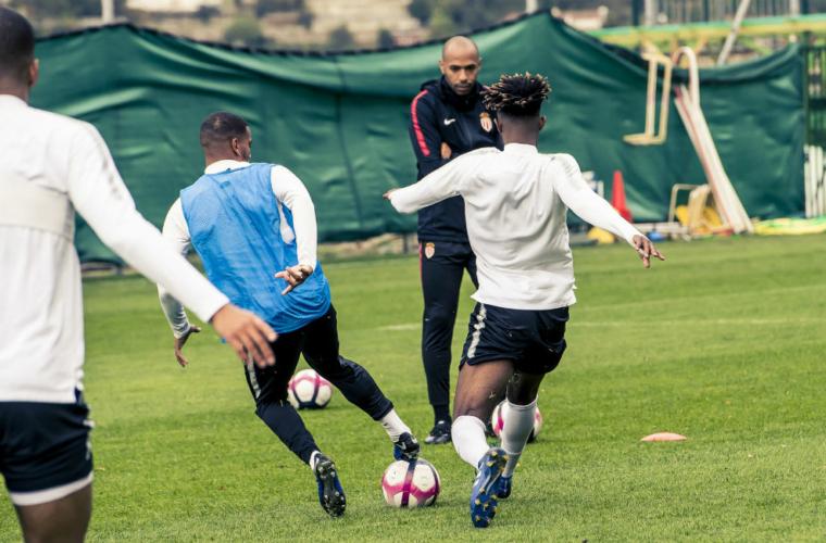 """Thierry Henry : """"Voltar a vencer os duelos"""""""