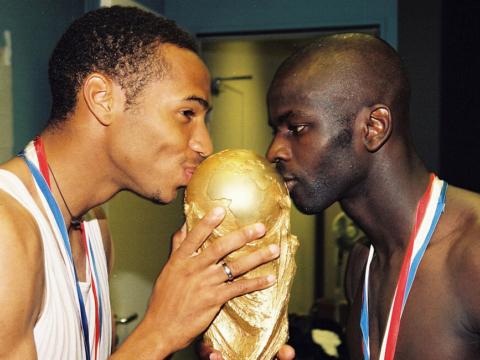 Thierry Henry, une carrière à la hauteur de son palmarès