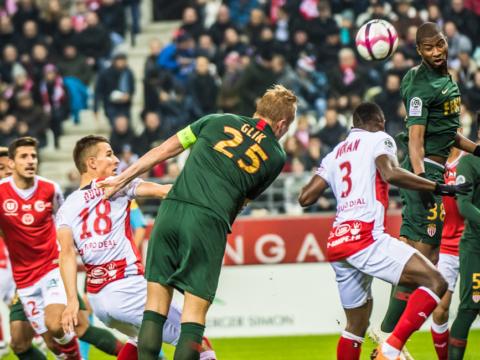 Отчёт: «Реймс» 1:0 «Монако»