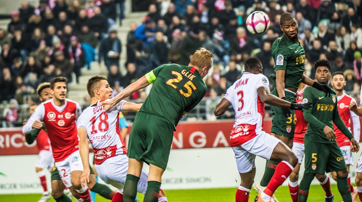 Crônica do jogo: Reims 1x0 AS Monaco