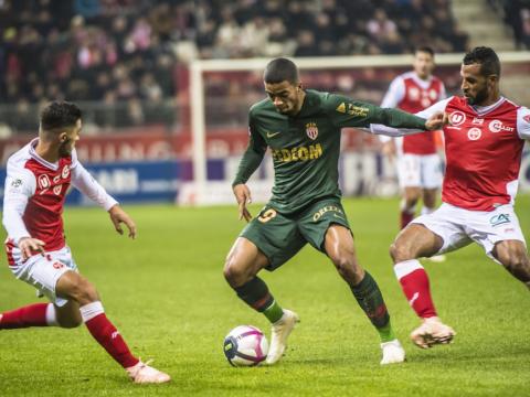 Reims 1-0 AS Monaco, le film du match