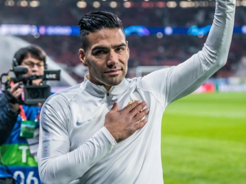 Falcao sélectionné avec la Colombie