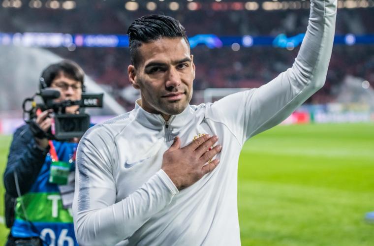 Falcao convocado con Colombia