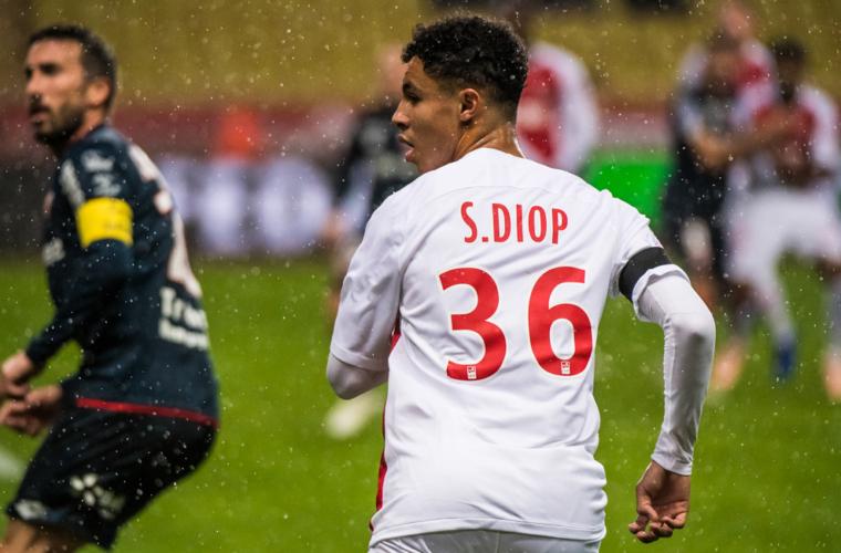 Sofiane Diop et Thierry Henry en conf'