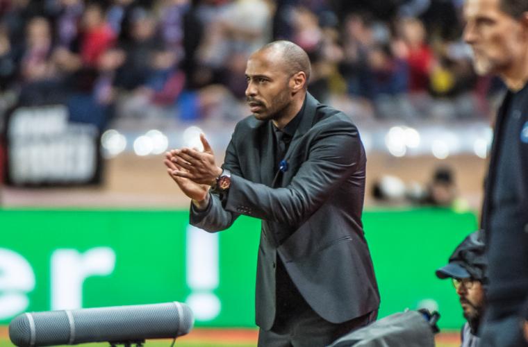 Live : La conférence de presse de Thierry Henry