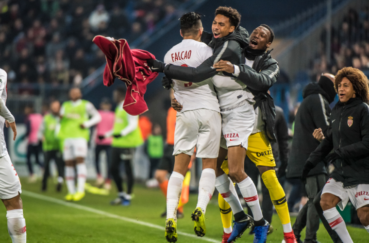 SM Caen 0-1 AS Monaco, le film du match