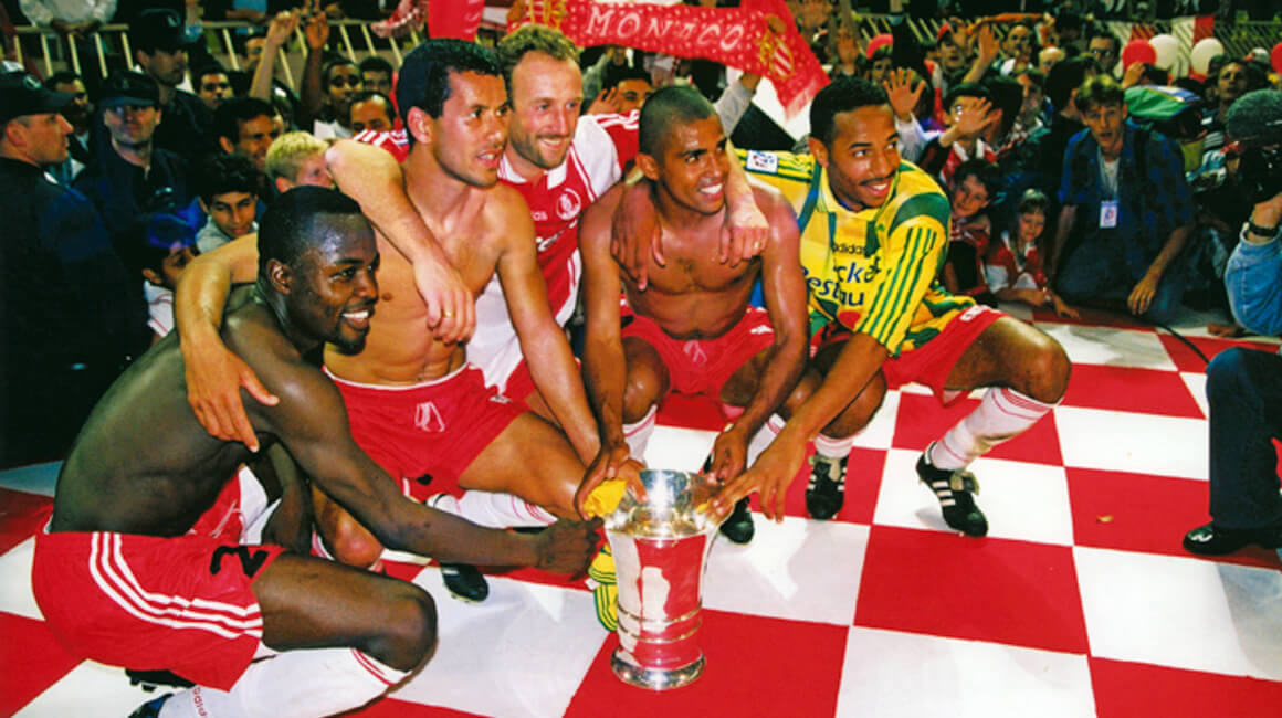 1997. Championnat de France Division 1