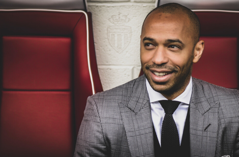 Thierry Henry named AS Monaco coach