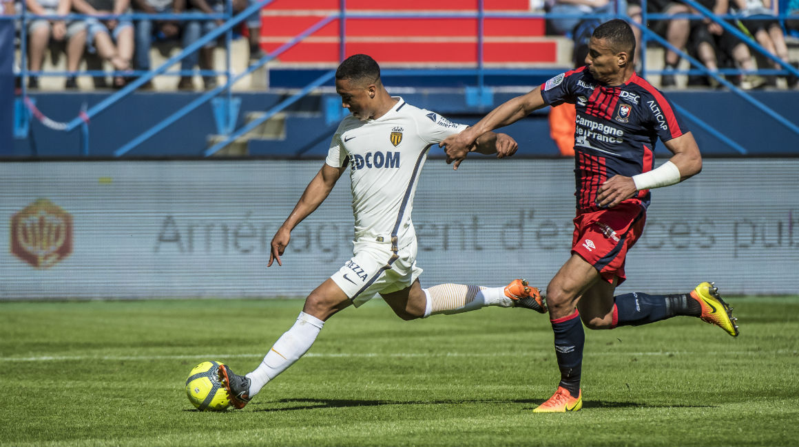 Caen – AS Monaco en cinq stats